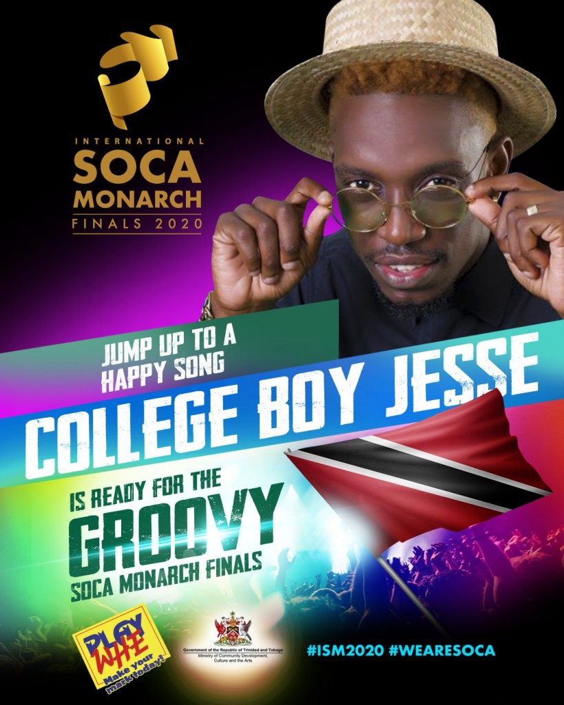 IG College Boy Jesse Groovy Template