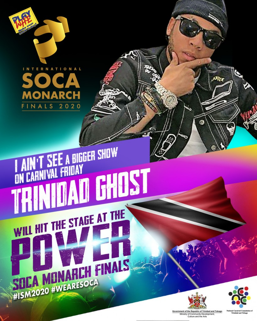 IG Trinidad Ghost Power Template